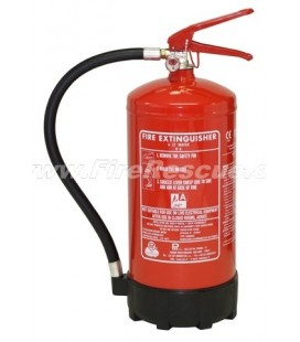 PII FIRE EXTINGUISHER WATER 6 L
