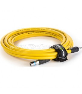DELIVERY HOSE 8 BAR / 5 M (V-COUPLINGS)